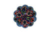 Picture of Handcrafted Colorful Ceramic Coaster - Set of 4